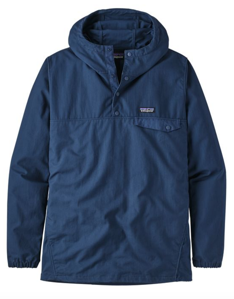 Patagonia M's Maple Grove Snap-T P/O stone blue