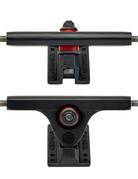 Radeckal Caliber II - 158mm hanger/10 inch axle, 50 Degree, reverse king pin  Black/Black  (Pair)
