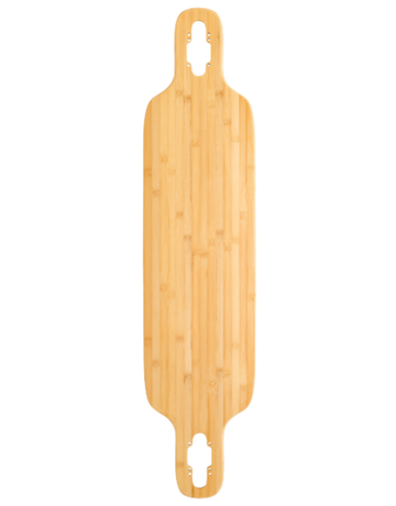 "Radeckal LONGBOARD Twin Tip Drop Through, 40"" X 9.25"""
