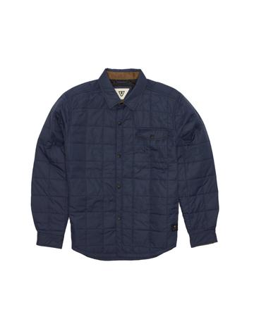 Vissla Cronkite Jacket – Dark Navy Blue