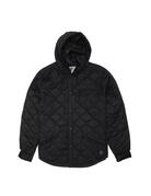 Vissla Cronkite Hooded Jacket – BLK