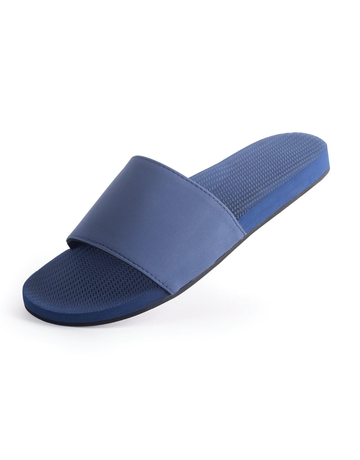 Indosole Women's ESSNTLS Slide Shore