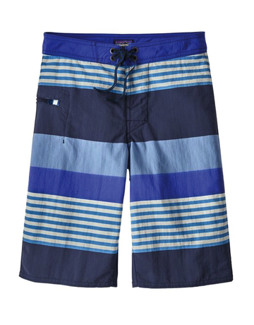 Patagonia Boys' Wavefarer Boardshorts Railroad blue