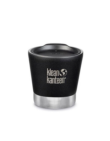Klean Kanteen 8oz Tumbler Vacuum Insulated Black