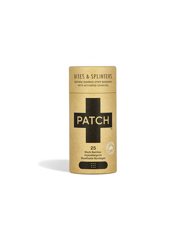 PATCH Patch Activated Charcoal Adhesive Strips – 25 tube