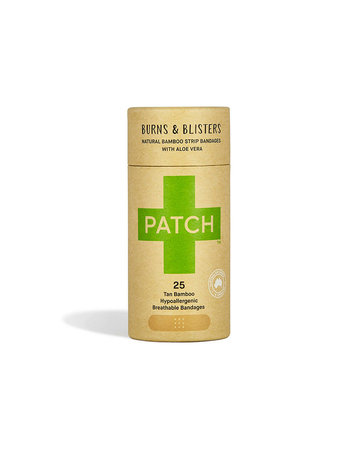 PATCH Patch Alioe Vera Strips – 25 tube