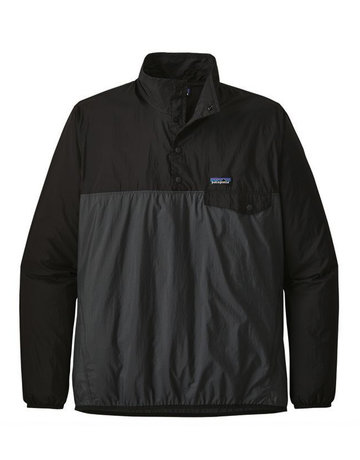 Patagonia M's Houdini Snap-T P/O forge grey