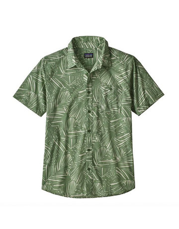 Patagonia M's Go To Shirt matcha green