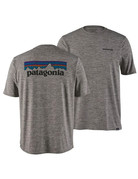 Patagonia M's Cap Cool Daily Graphic Shirt scope feather grey
