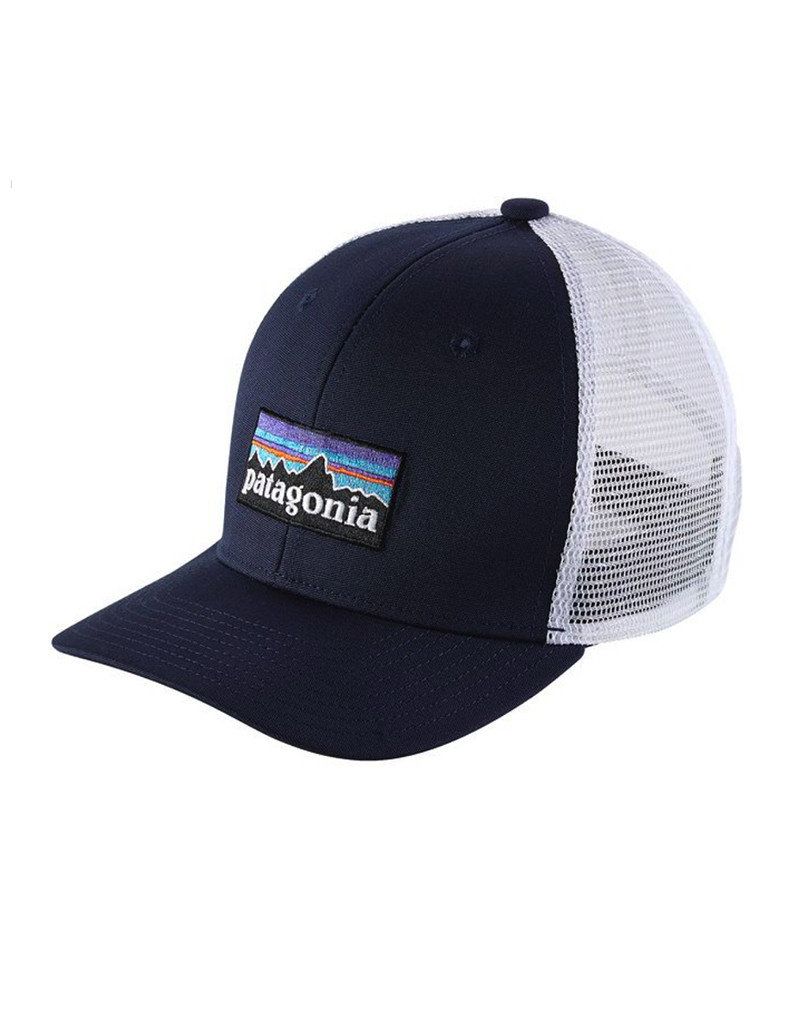 Patagonia K's Trucker Hat navy blue
