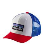 Patagonia K's Trucker Hat White