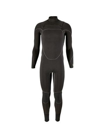 Patagonia M's R2 Yulex FZ Full Suit Black
