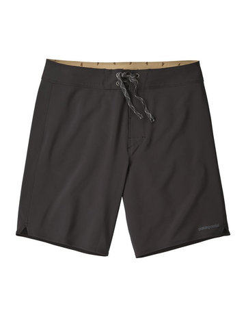Patagonia M's Stretch Hydropeak Boardshorts - 18 in. Ink Black