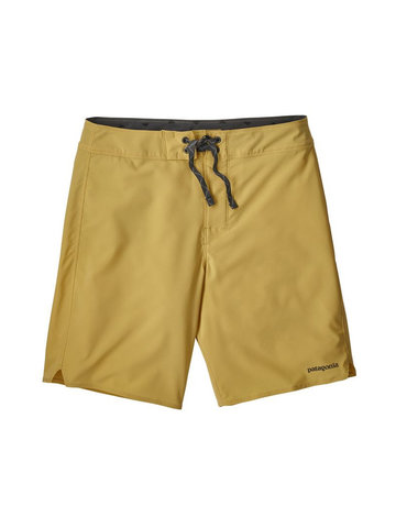 Patagonia M's Stretch Hydropeak Boardshorts - 18 in. Surfboard Yellow