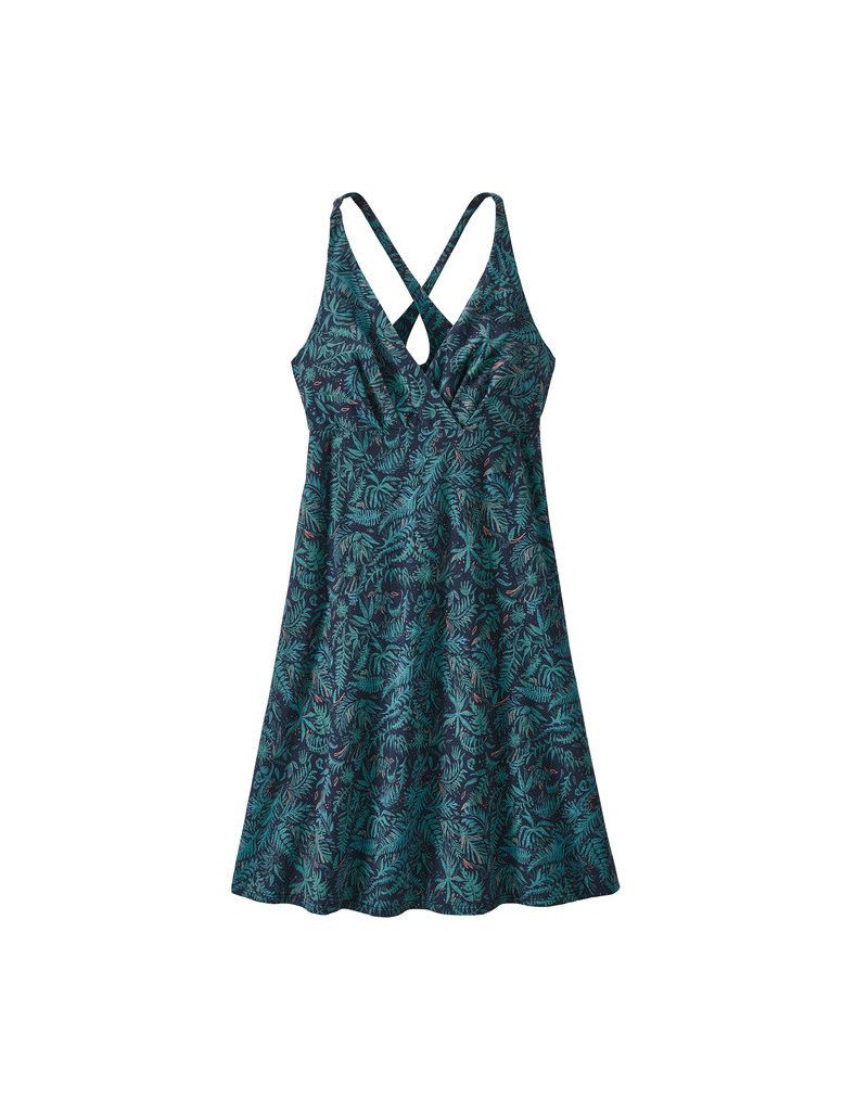 Patagonia W's Amber Dawn Dress It's a Forest: New Navy