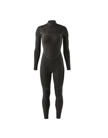 Patagonia W's R1 Yulex FZ Full Suit Black