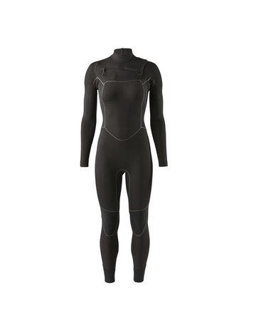 Patagonia W's R2 Yulex FZ Full Suit Black