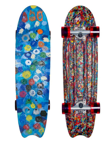 Wasteboards STAR BOARD  BLUECAPS