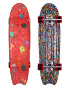 Wasteboards STAR BOARD  REDCAPS