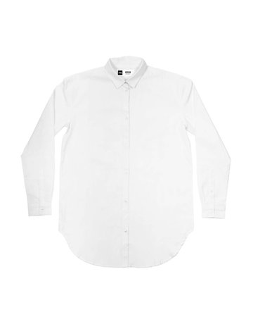 Dedicated Shirt Freder White