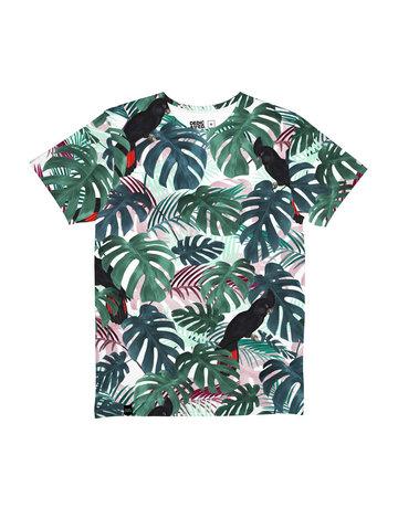 Dedicated Tshirt Color Leaves Green