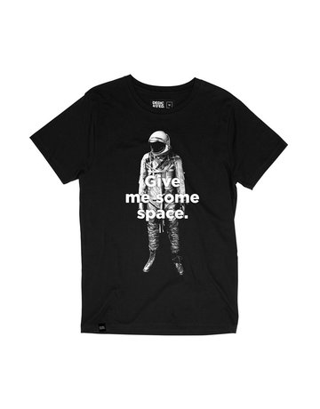 Dedicated Tshirt Giv Me Space Black