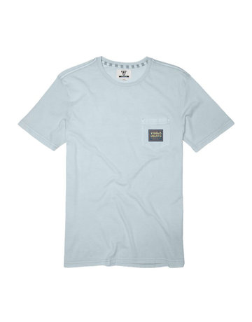 Vissla The Point SS PKT Tee-ICB