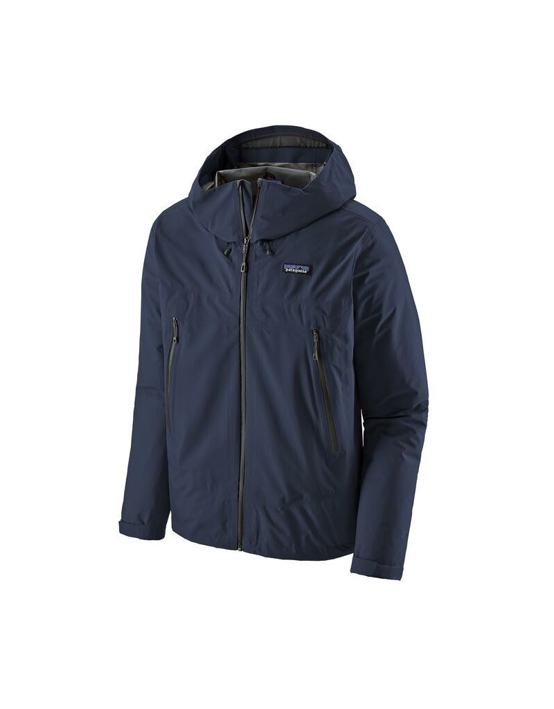 Patagonia M's Cloud Ridge Jkt-Navy