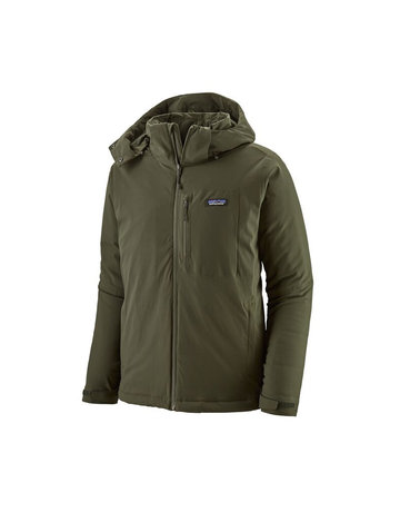 Patagonia M's Insulated Quandary Jkt – Alder Green