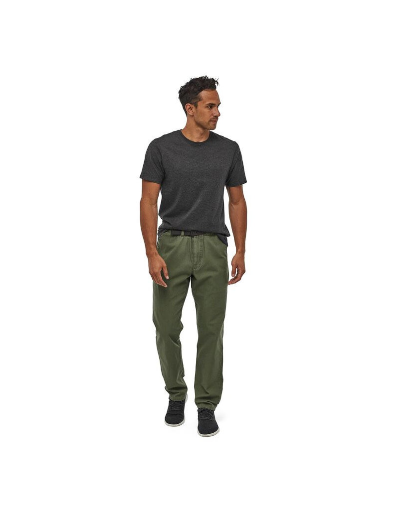 Patagonia M's Organic Cotton Gi Pants-Canvas