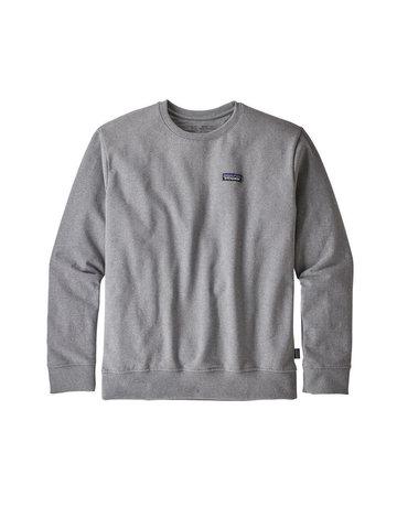 Patagonia M's P-6 Label Uprisal Crew Sweatshirt – Gravel