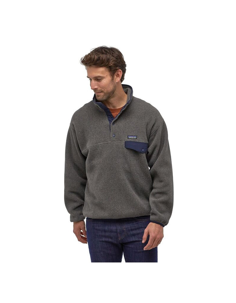 Patagonia M's Synch Snap-T P/O-Navy