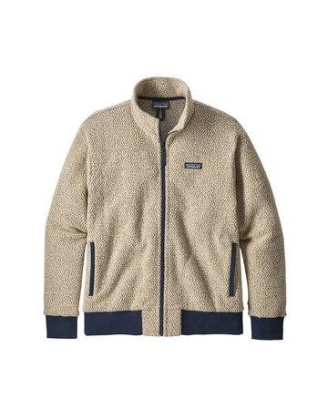 Patagonia M's Woolyester Fleece Jkt-Oat