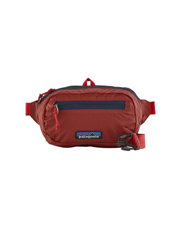 Patagonia Ultralight Black Hole Mini Hip Pack-Red