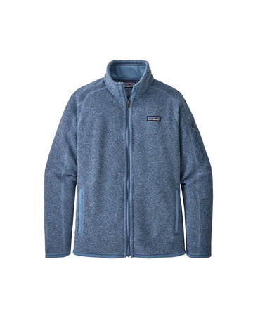 Patagonia W's Better Sweater Jkt-Blue