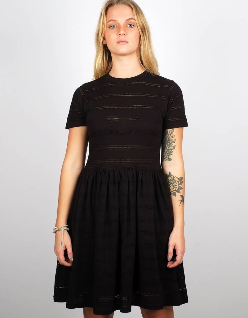 Dedicated Dress Maribo Lace – Black