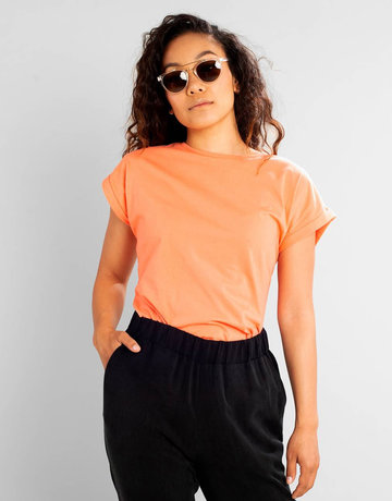 Dedicated T-shirt Visby – Fusion Coral