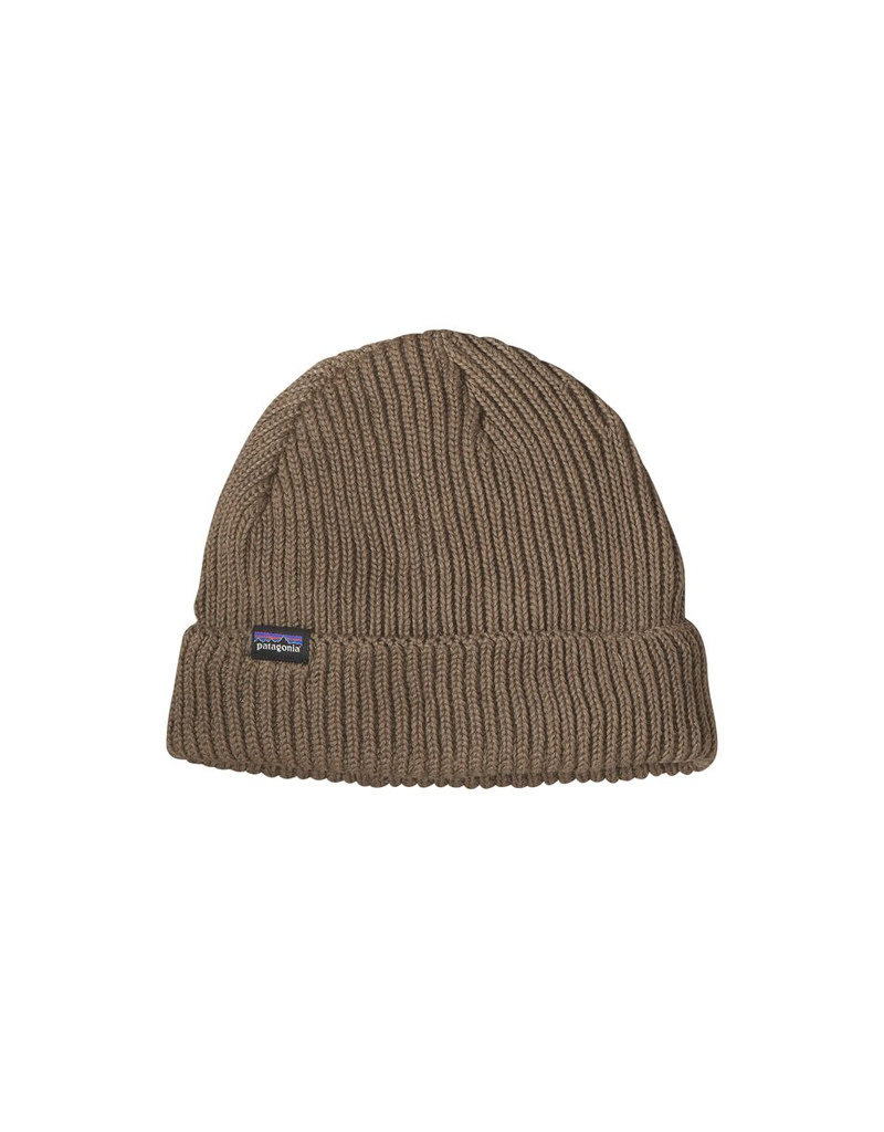 Patagonia Fishermans Rolled Beanie-Ash