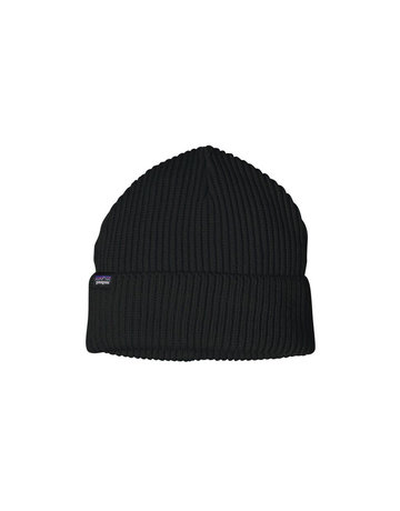 Patagonia Fishermans Rolled Beanie-Blk