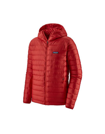 Patagonia M's Down Sweater-Fire