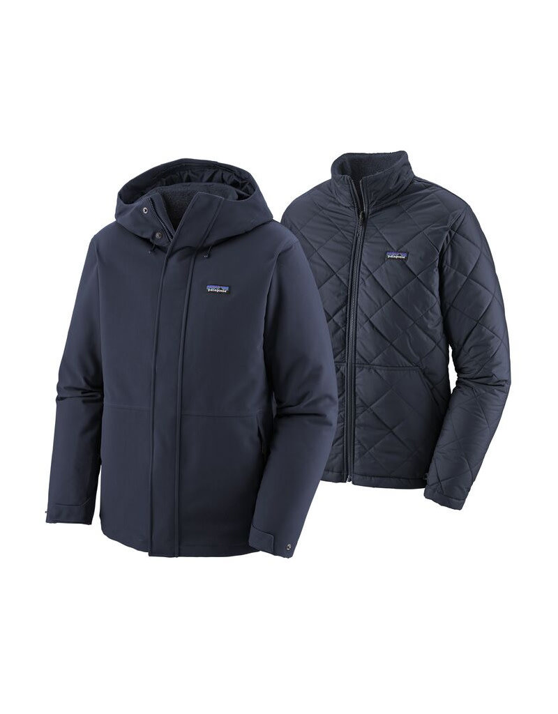 Patagonia M's Lone Mountain 3-in-1 Jkt-Navy
