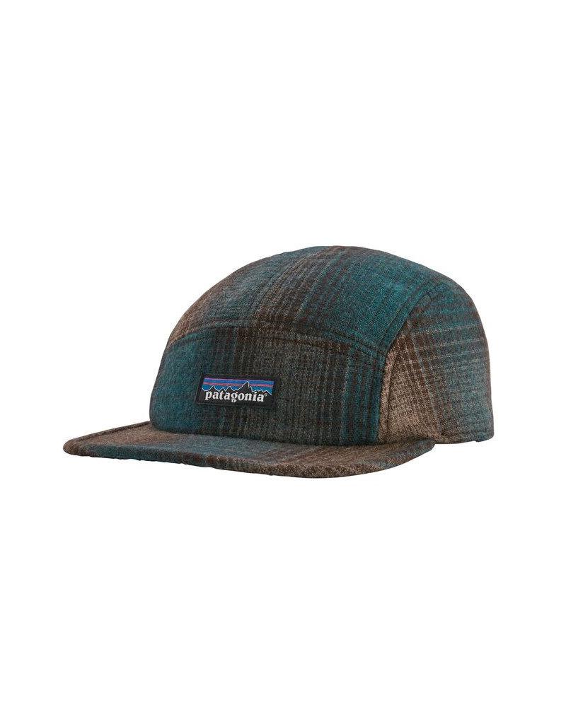 Patagonia Recycled Wool Cap-Brown
