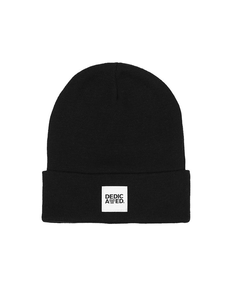 Dedicated Beanie Kiruna – BLK
