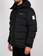 Dedicated Puffer Jacket – Black