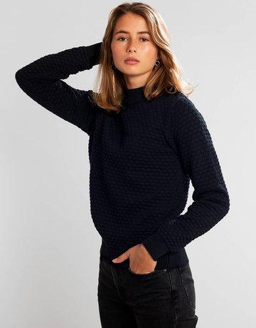 Dedicated Sweater Viborg Bubble – BLK