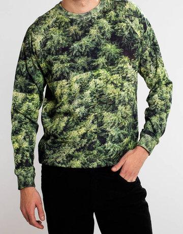 Dedicated Sweatshirt Malmoe forest – GRN