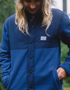 Passenger Clachtoll Fleece – Navy