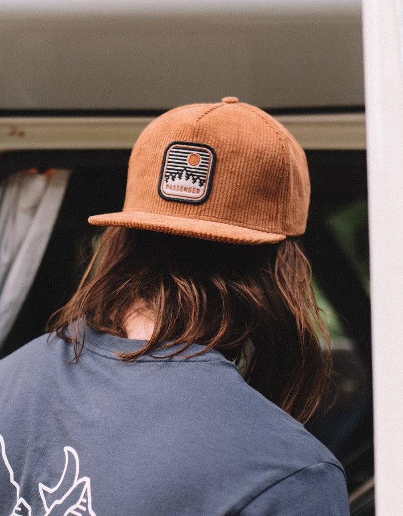 Passenger Keystone Cap – Ginger