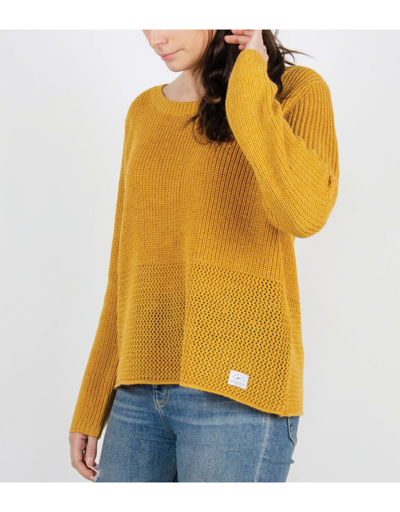 Passenger Songbird Knit – Ochre
