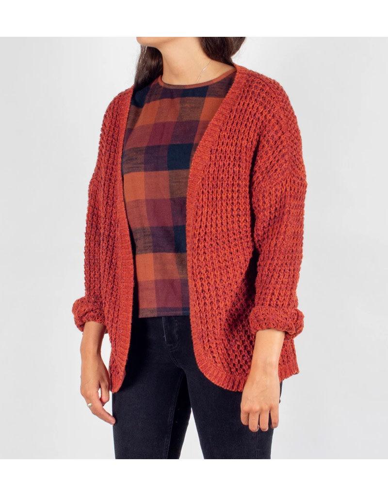 Passenger Stove Knit Cardigan – N/G/O